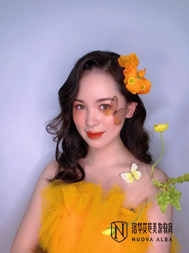 化妆培训学习