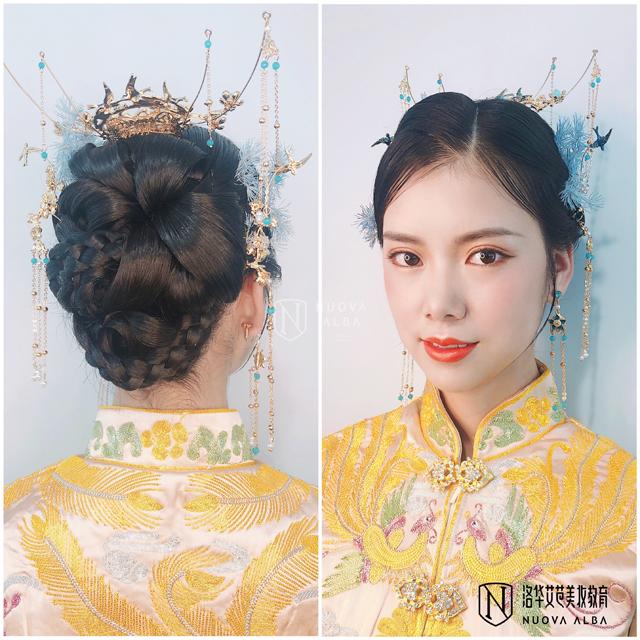 2019-7-25优秀化妆作品图片-2