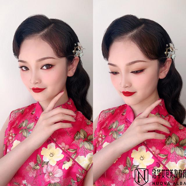 2019-7-29优秀化妆作品图片1