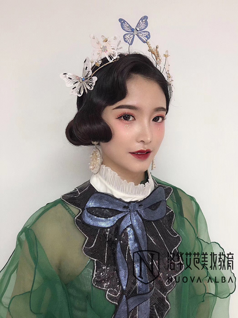 学化妆造型有前途吗?