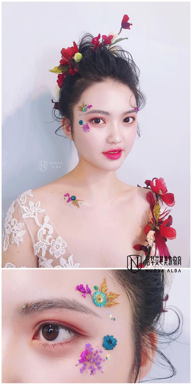 2019-7-31优秀化妆作品图片2
