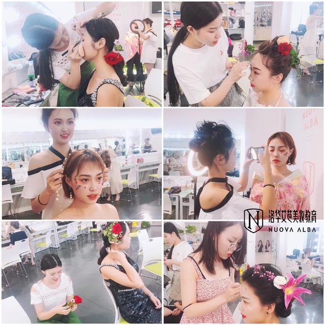 2019-7-31优秀化妆作品图片4