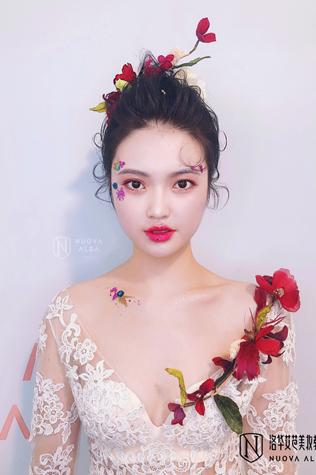 2019-7-31优秀化妆作品图