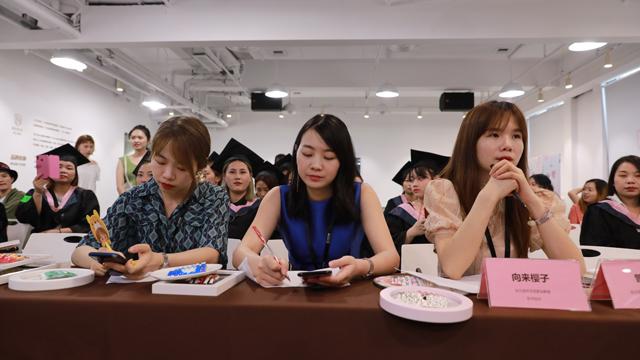 洛华艾芭八月毕业典礼成果展邀你品鉴!