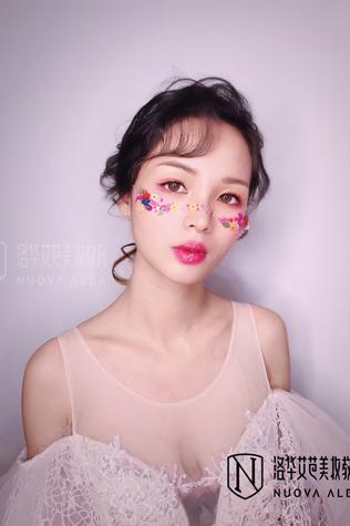 2019-8-2优秀化妆作品图