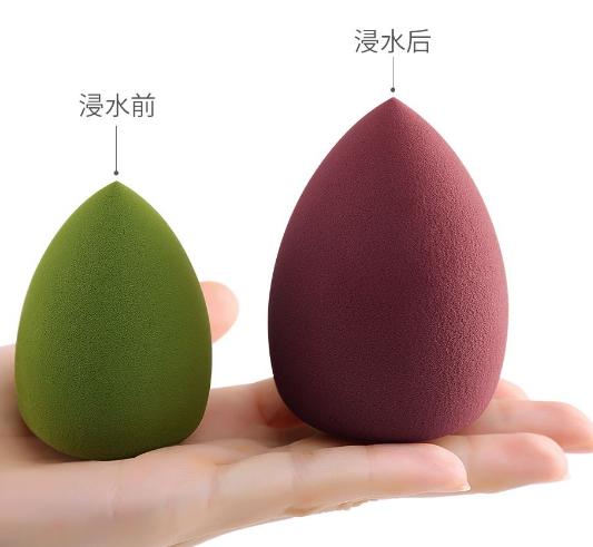 长沙哪里可以学美容?美妆神器之美妆蛋的多种功能