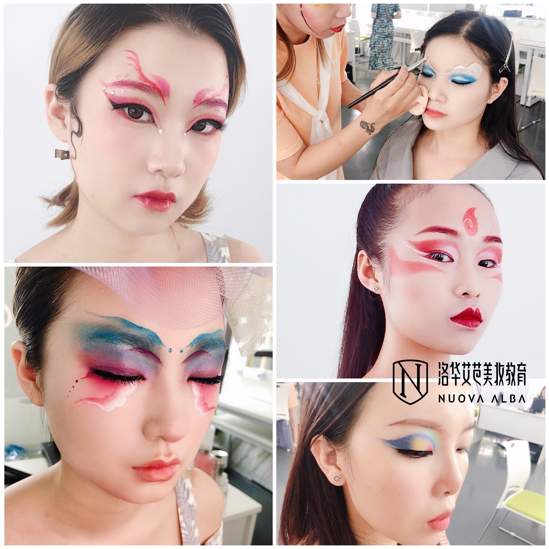 学化妆就业前景怎么样?学化妆有哪些出路。