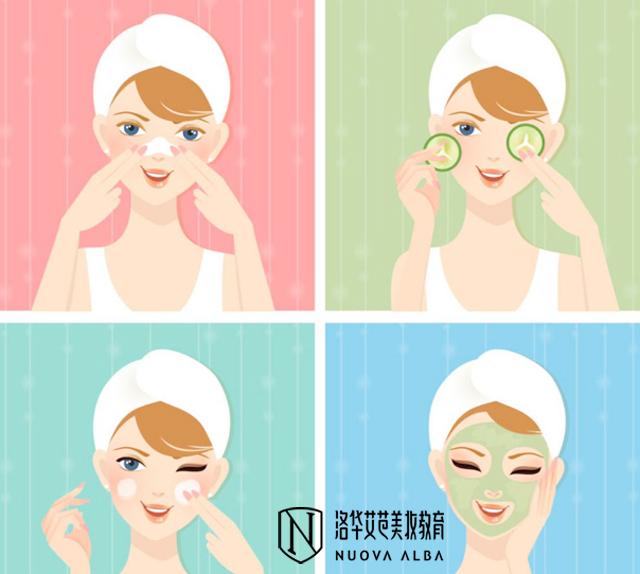 皮肤管理培训班是如何学习皮肤管理