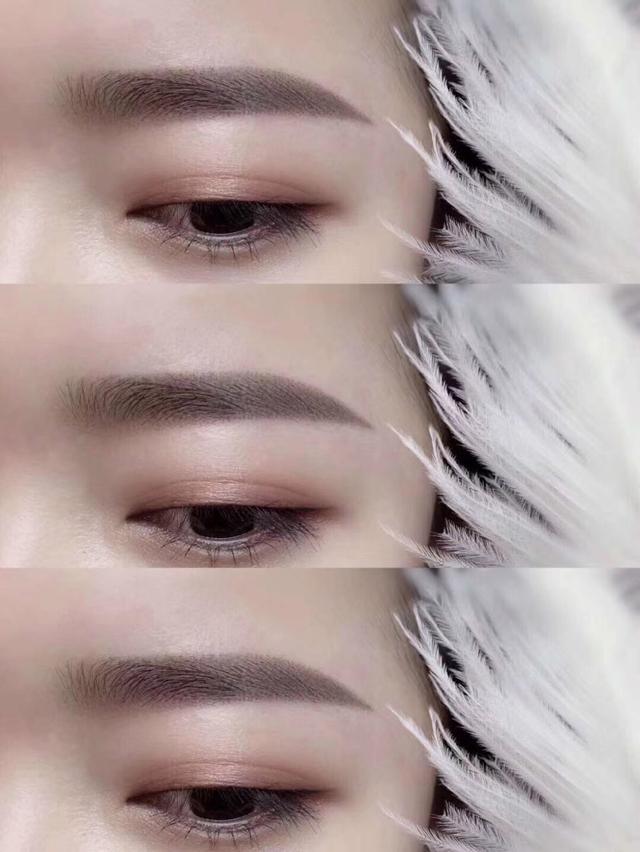 五个理由让你无法拒绝韩式半永久纹眉