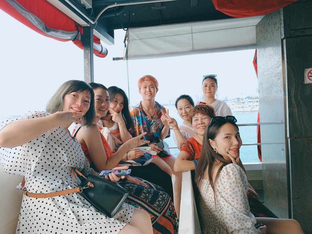 生活+美学丨我们一起去旅行