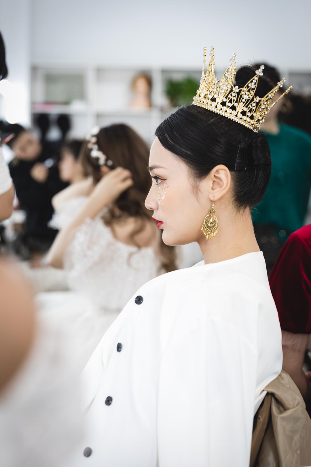 长沙哪里可以学影楼新娘化妆师