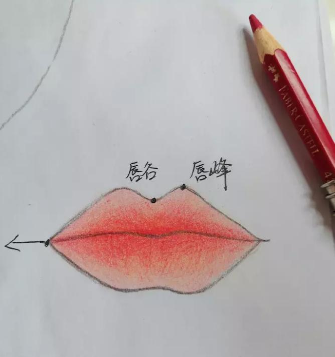 零基础如何学化妆,化妆师手把手教你画咬唇妆