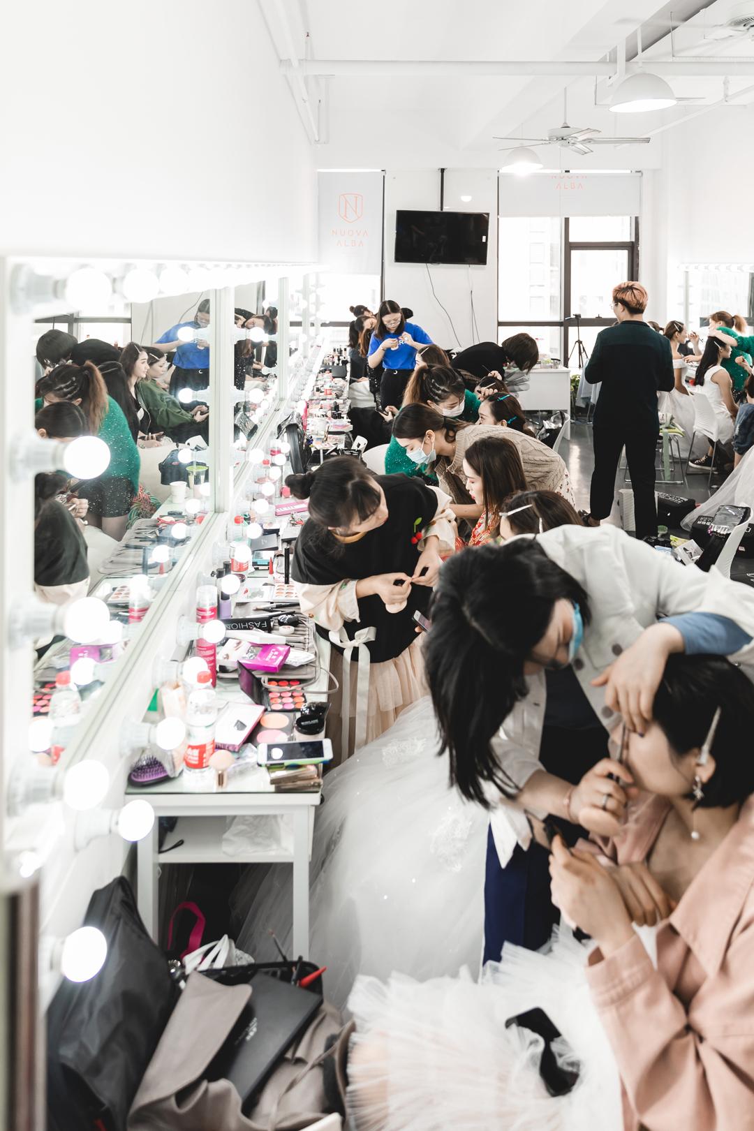 化妆培训哪个学校好?学化妆去哪儿学?