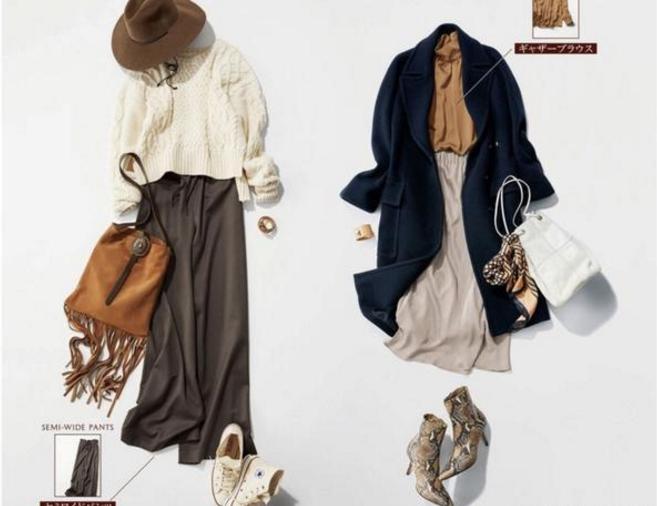 洛华艾芭服装搭配师,建议你们秋天这样穿才好看