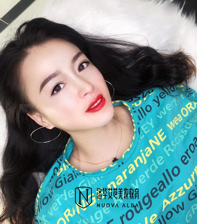 2019-10-24优秀纹绣半永久作品图片